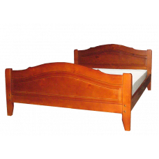 """Кровать  """"Новинка"""" из массива дерева"""