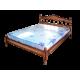 """Кровать деревянная """"Точенка"""""""