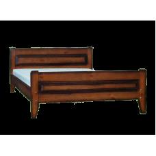 """Кровать  """"Фея"""" из массива"""
