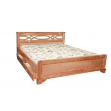 """Кровать """"Лира""""  с ящиками"""