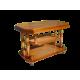 Стол деревянный журнальный точеный