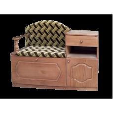 Обувница деревянная из массива