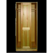 """Шкаф  """"Витязь"""" 40 из массива дерева"""