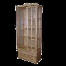 """Шкаф деревянный """"Витязь"""" 130 из массива"""