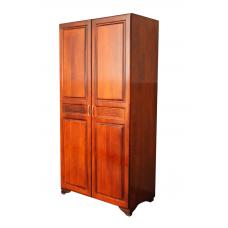 "Шкаф  ""Классика"" из массива дерева"