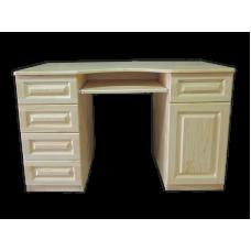 Стол письменный №3 из массива дерева