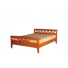 """Кровать """"Полонез"""" из массива"""