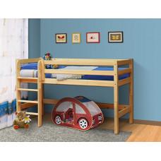 Кровать детская  двухъярусная 1 из массива