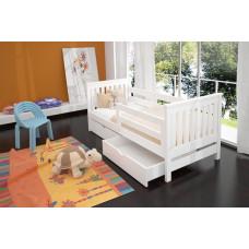 """Кровать детская """"Классика"""" деревянная"""