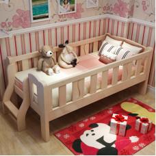 """Кровать детская """"Лика"""" из массива дерева"""