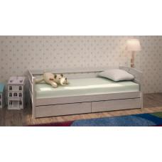 """Кровать детская """"Олива"""" из массива дерева"""