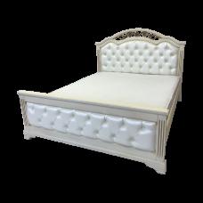 """Кровать """"Лаура"""" массив дуба"""