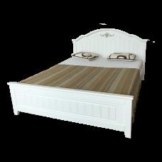 """Кровать из массива  дерева """"Эмила"""""""