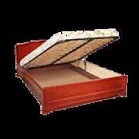 Деревянные кровати с подъемным механизмом
